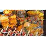 serviço de buffet de casamento simples Guariba