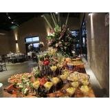 serviço de buffet de churrasco para casamento Guariba